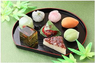 夏の行事と和菓子写真1